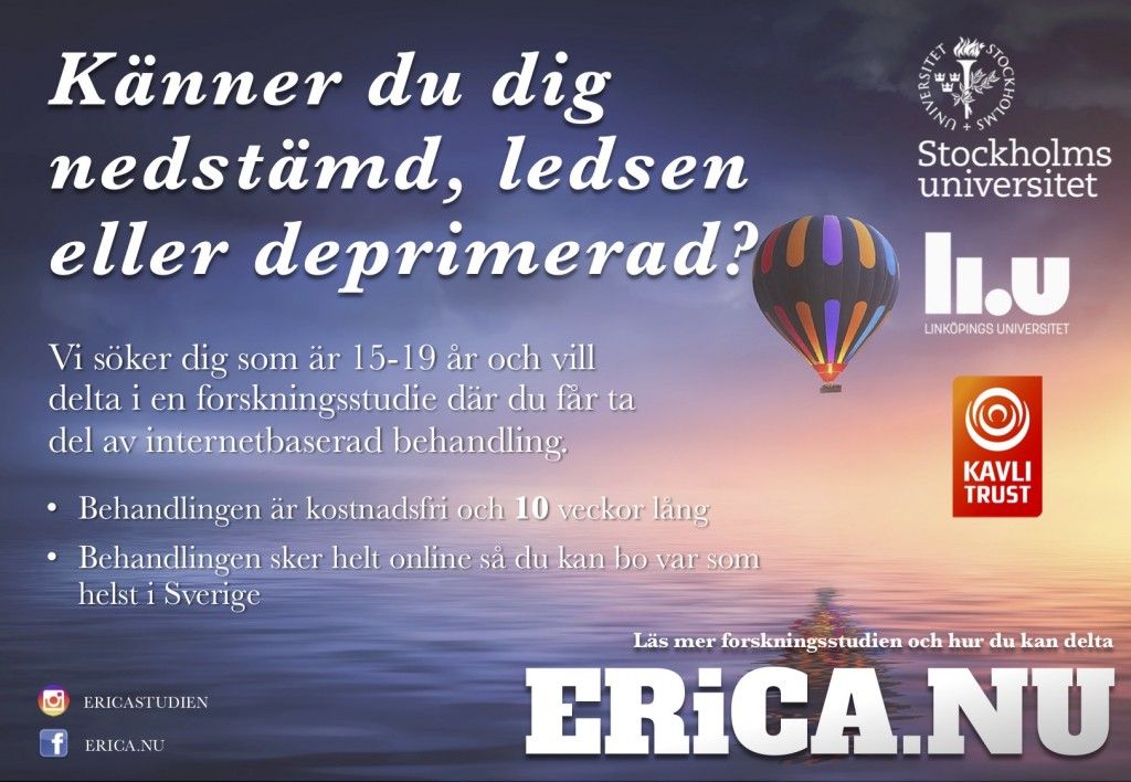 POSTER ERiCA